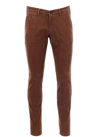 Stretch velvet pants BRIGLIA | 5032272 | BG0548518573
