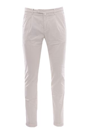 Pantalone in velluto stretch BRIGLIA | 5032272 | BG0707203