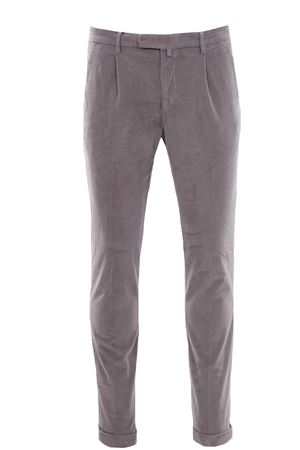 Pantalone in velluto stretch BRIGLIA | 5032272 | BG0707240