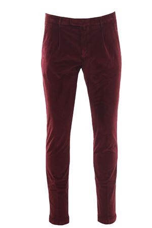 Stretch velvet pants BRIGLIA | 5032272 | BG0707248