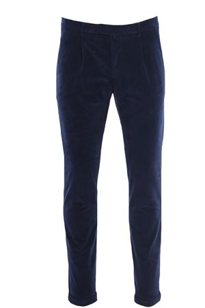 Pantalone in velluto stretch BRIGLIA | 5032272 | BG0707261