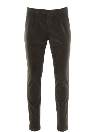 Pantalone in velluto stretch BRIGLIA | 5032272 | BG0707262
