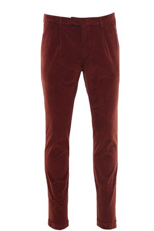 Pantalone in velluto stretch BRIGLIA | 5032272 | BG0707268