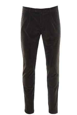 Pantalone in velluto stretch BRIGLIA | 5032272 | BG0707272