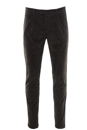 Stretch velvet pants BRIGLIA | 5032272 | BG0707272
