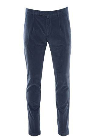 Pantalone in velluto stretch BRIGLIA | 5032272 | BG0707281