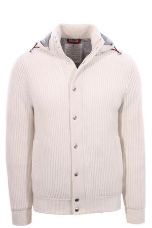 Giubbino in maglia a coste BRUNELLO CUCINELLI | 5032285 | M225P116CQ636