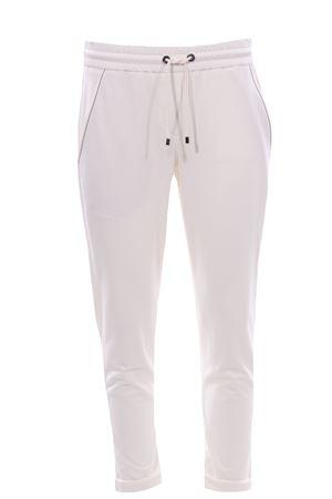 Pantaloni jogging in cotone BRUNELLO CUCINELLI | 5032272 | MH827SA399C600