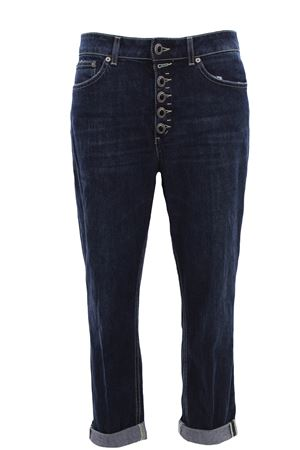 Jeans koons gioiello gamba larga DONDUP | 24 | DP268BDS0257DAN5800