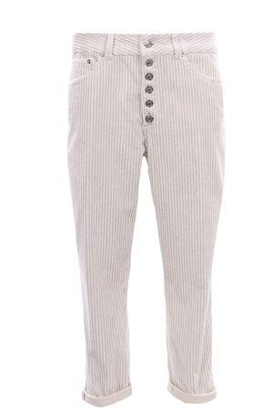 Velvet koons pants DONDUP | 5032272 | DP268BVF0021DXXX001