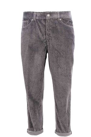 Pantaloni koons in velluto DONDUP | 5032272 | DP268BVF0021DXXX922