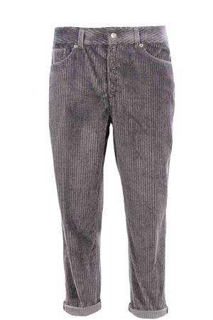 Velvet koons pants DONDUP | 5032272 | DP268BVF0021DXXX922