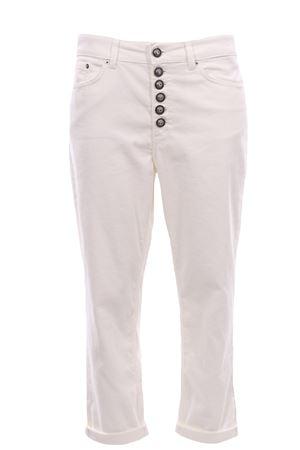 Velvet koons pants DONDUP   5032272   DP268BVS0426DPTD001