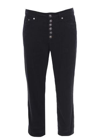 Velvet koons pants DONDUP | 5032272 | DP268BVS0426DPTD999