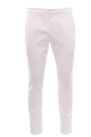 Pantalone gaubert in cotone stretch DONDUP | 5032272 | UP235GSE043UPTD001