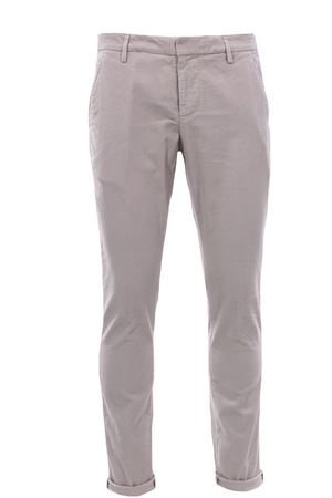 Pantalone gaubert in vellutino di cotone stretch DONDUP | 5032272 | UP235VS0426UPTDDU902