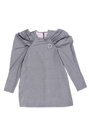 Raglan dress DONDUP | 5032276 | YA191GDTY0068GZA58920