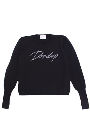 Crew neck with logo