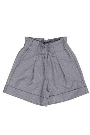 Lurex shorts DONDUP | 30 | YP341GDTY00684XXX920