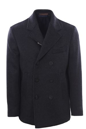 Wool and cashemere peacoat