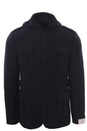 Wool jersey jacket ELEVENTY | 5032282 | B70GIAB02CAS2400422