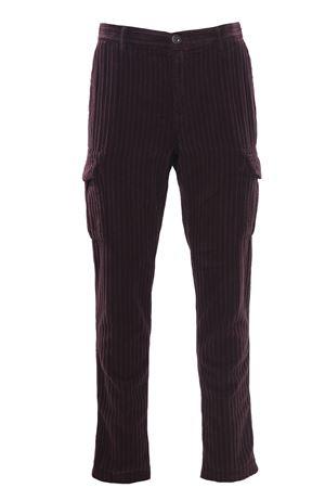 Pantalone cargo in velluto a costa larga ELEVENTY   5032272   B70PANB02TET0B00710
