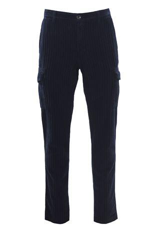 Pantalone cargo in velluto a costa larga ELEVENTY   5032272   B70PANB02TET0B00711
