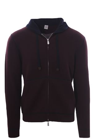 Full zip with hood ELEVENTY   -161048383   B71MAGB13MAG0B03810-11
