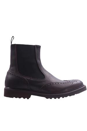 Leather beatles ELEVENTY | 5032300 | B72SCAB04SCA0B00705