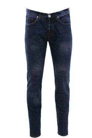 Jeans platinum cinque tasche  ELEVENTY | 24 | B75PANB15TET0B02708