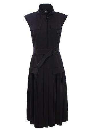 Plissè dress with belt ELEVENTY | 5032276 | B80ABIB06TES0B22922