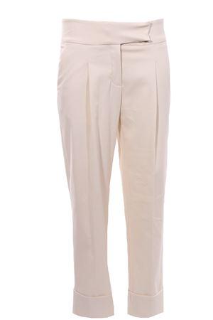 Cotton pants with cuff ELEVENTY | 5032272 | B80PANB03TES0B14601