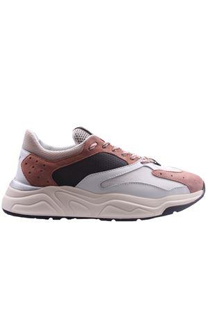 Sneakers in suede ELEVENTY | 20000049 | B82SCNB02SCA0B04495