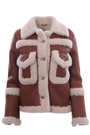 Montone in agnello shearling ELEVENTY | 5032285 | B85GBTB06PEL0B035107