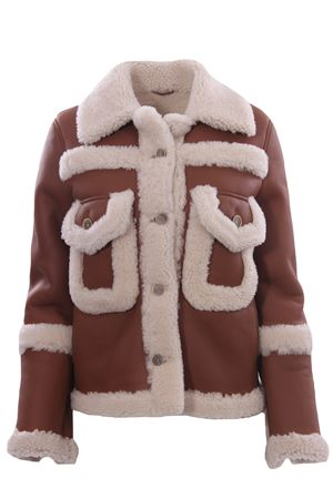 Shearling coat ELEVENTY | 5032285 | B85GBTB06PEL0B035107