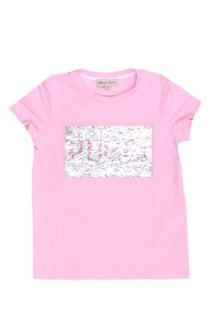 T-shirt with sequis Emilio pucci | 8 | 9N8071NC470505