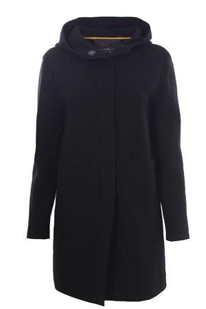 Giaccone parka in lana cotta EWOOLUZIONE | 5032282 | RIPADG512102050006