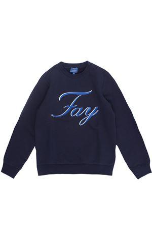Cotton sweatshirt FAY | -161048383 | 5N4000NX040621