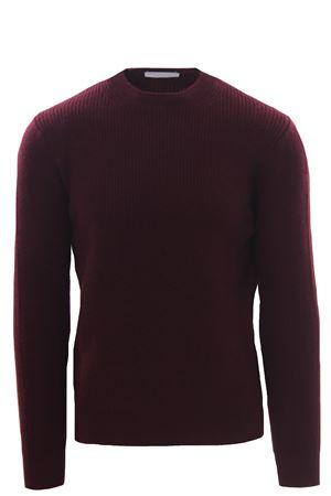 Wool and cashemere crew neck FILIPPO DE LAURENTIS   -161048383   23168007