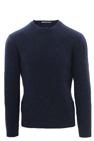 Wool and cashemere crew neck FILIPPO DE LAURENTIS   -161048383   23168109