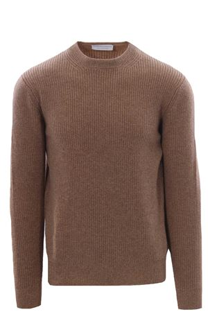 Wool and cashemere crew neck FILIPPO DE LAURENTIS | -161048383 | 23168111