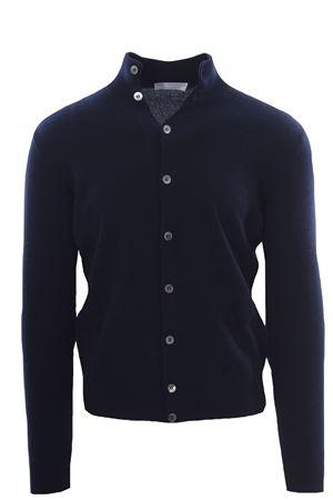 Wool and cashemere cardigan FILIPPO DE LAURENTIS   -161048383   23904080