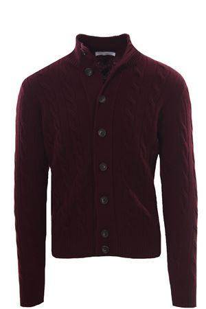 Wool and cashemere cardigan FILIPPO DE LAURENTIS | -161048383 | 23958007