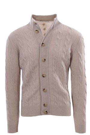 Wool and cashemere cardigan FILIPPO DE LAURENTIS   -161048383   23958101
