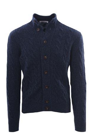 Wool and cashemere cardigan FILIPPO DE LAURENTIS | -161048383 | 23958109