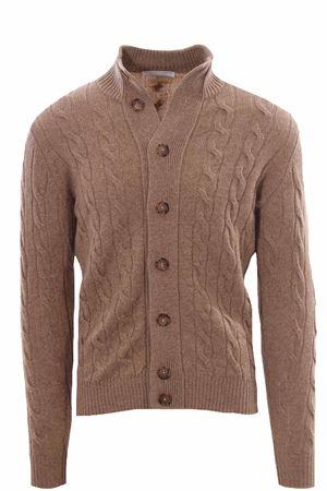 Blusotto treccia in lana e cashemere FILIPPO DE LAURENTIS | -161048383 | 23958111