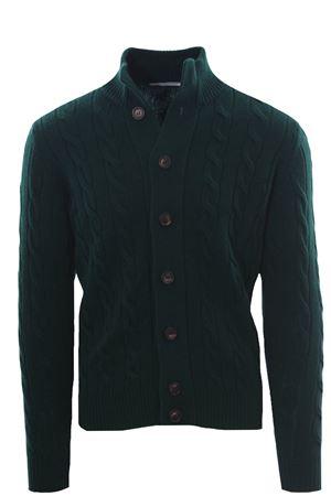 Wool and cashemere cardigan FILIPPO DE LAURENTIS | -161048383 | 23958776