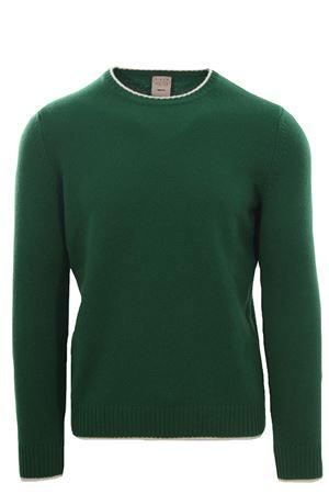 Extra fine wool crew neck H953   -161048383   30602302
