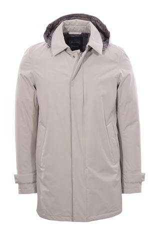 Trench down jacket herno laminar HERNO | 5032282 | PI107UL111211300