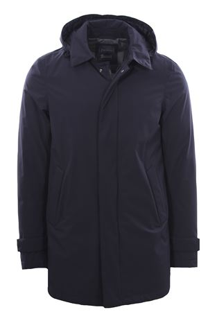 Trench down jacket herno laminar HERNO | 5032282 | PI107UL111219201